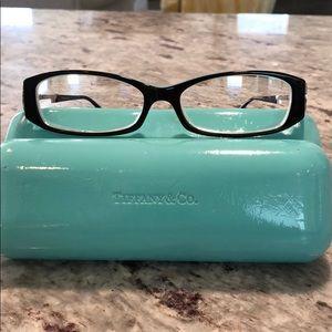 Tiffany's prescription glasses
